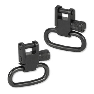 "Sun Optics Sling Swivel Set 1"" Steel Black 10261"