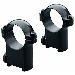 Leupold Sako Ring Mounts Super High 30mm Matte Black 51722