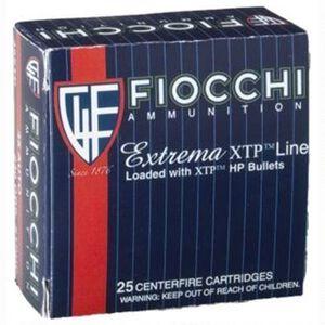 FIOCCHI Extrema .44 Magnum Ammunition 25 Rounds Hornady XTP JHP 240 Grains 44XTP25
