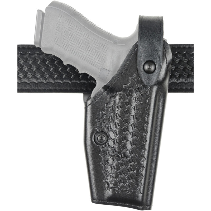 Safariland 6285 SLS Duty Holster Fits HK USP40C with Adapter and Insight M3/M6 Right Hand Hardshell STX Tactical Black