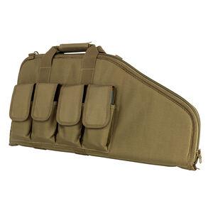 """VISM 28"""" Tactical Subgun AR and AK Pistol Case Tan CVCP2961T-28"""