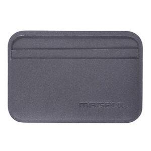 "Magpul DAKA Everyday Wallet 4.2"" x 2.84"" Polymer Textile Gray"