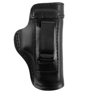 Gould & Goodrich Beretta 92/96 (except Vertec) Inside Waistband Holster Right Hand Leather Black B890-92F