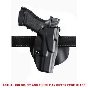 "Safariland 6378 ALS Paddle Holster Right Hand GLOCK 17/22 with 4.5"" Barrel STX Tactical Finish Black 6378-83-131"
