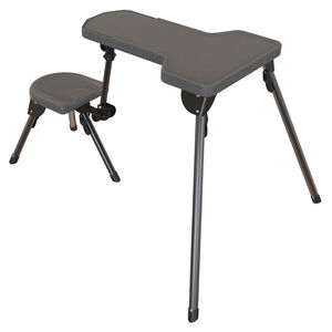 Caldwell Stable Table Lite Shooting Bench Supports 250lbs Ambidextrous Weight 30lbs