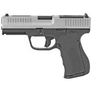 "FMK Elite Pro Semi Auto Pistol 9mm Luger 4"" Barrel 14 Rounds MRDS Optic Polymer Frame Matte Stainless Steel Finish"