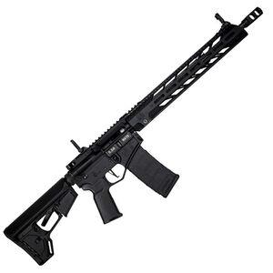 "Diamondback DB15 Diamond Series 5.56 NATO AR-15 Semi Auto Rifle 16"" Barrel 30 Rounds with Pro Sights 15"" M-LOK Handguard Collapsible Stock Black Finish"
