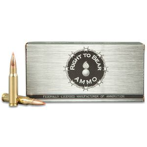BECK AMMUNITION .308 Winchester Ammunition 20 Rounds, Match A-Max, 178 Grains