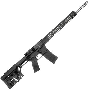 """ArmaLite M-15 Competition AR-15 .223 Wylde Semi Auto Rifle 18"""" Match Grade Stainless Steel Barrel 30 Rounds Free Float Competition Hand Guard MBA-1 Stock Matte Black"""