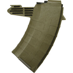 TAPCO SKS 7.62x39mm Magazine 20 Rounds Polymer OD Green 16672