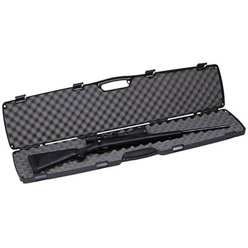 Plano Gun Guard Special Edition Single Scoped Rifle Case Black 6 Pack