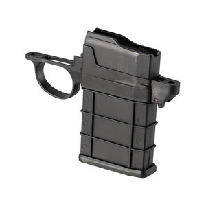 Legacy Sports International Ammo Boost Detachable Box Magazine Drop In Kit For Remington 700 BDL Rifles Short Action .243 Win/7mm-08 Rem/.308 Winchester Black