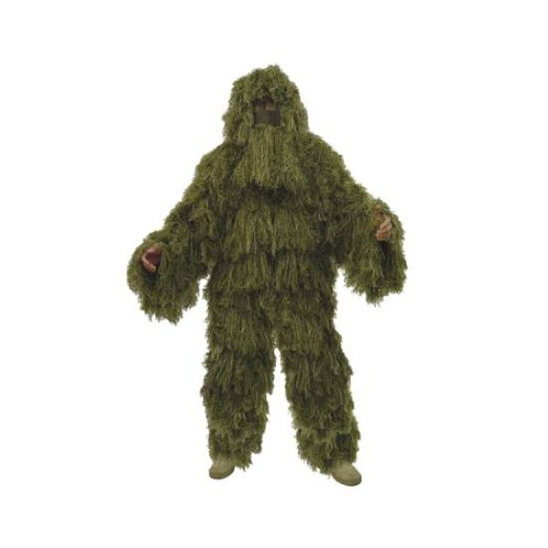 """Voodoo Tactical """"Fat Boy"""" Camo Suit XL-2XL Woodland Camo 02-9206005343"""