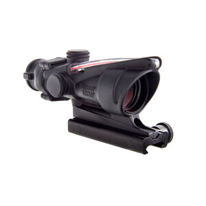 Trijicon ACOG 4x32 Dual Illuminated Red BDC Crosshair with TA51 Mount Black TA31-CH