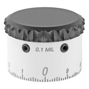 Burris Race Dial Customizable Turret for Burris XTR III Riflescopes