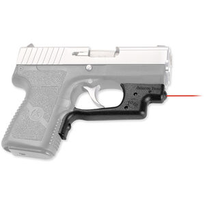 Crimson Trace Laserguard Kahr Arms 9mm and .40 S&W Red Laser 1x 1/3N Lithium Battery LG-437