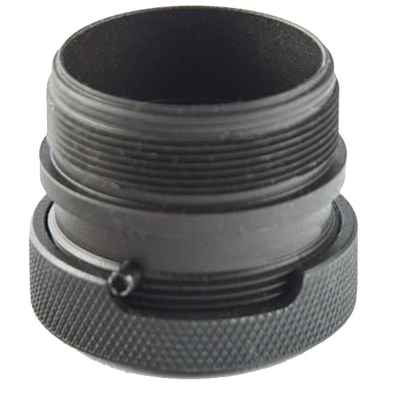 SilencerCo ASR Mount for Omega 300/Harvester Big Bore 338/Hybrid  Suppressors and ASR Compatible Muzzle Devices Matte Black