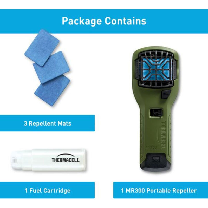 Thermacell Portable Mosquito Repeller