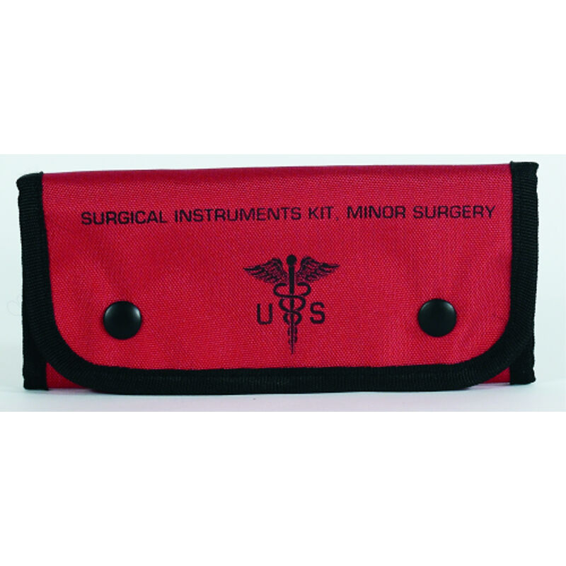 Voodoo Tactical Empty Surgical Kit Pouch Nylon Red 15-9589016000