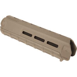 Magpul AR-15 MOE M-LOK Handguard Mid Length Polymer Flat Dark Earth MAG426-FDE
