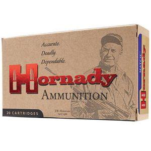 Hornady .308 Winchester Ammunition 20 Rounds Match BTHP 178 Grains 8105
