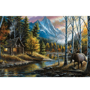 Rivers Edge Products Living The Dream LED Canvas