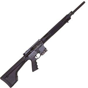 """Bushmaster Predator AR-15 Semi Auto Rifle 5.56 NATO 20"""" Match Grade Fluted Barrel 5 Rounds Two Stage Trigger Fixed Stock Matte Black Finish"""