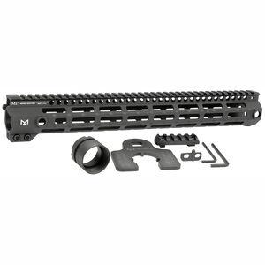 "Midwest Industries G4 M-Series 15"" AR-15 Handguard M-LOK Black"