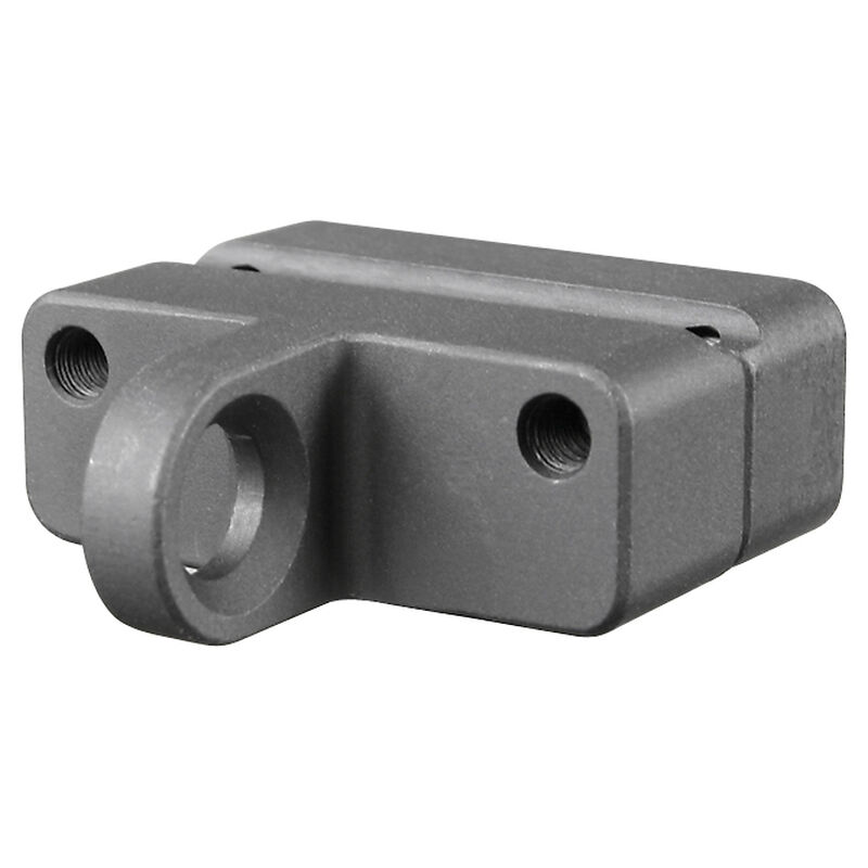 Midwest Industries AR-15 Rear Loop Sling Adaptor For Six Position Stocks Aluminum Black MCTAR-TS2