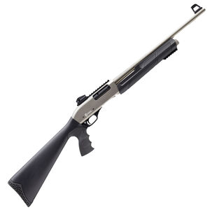 "Citadel PAT CDA-12 12 Gauge Pump Action Shotgun 20"" Barrel 3"" Chamber 3 Rounds FO Front Sight  Picatinny Rails Synthetic Pistol Grip Stock Matte Nickel Finish"