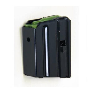 ProMag AR-15 Magazine .223/5.56 NATO 10 Rounds Flush Fit Steel Blued COL 22