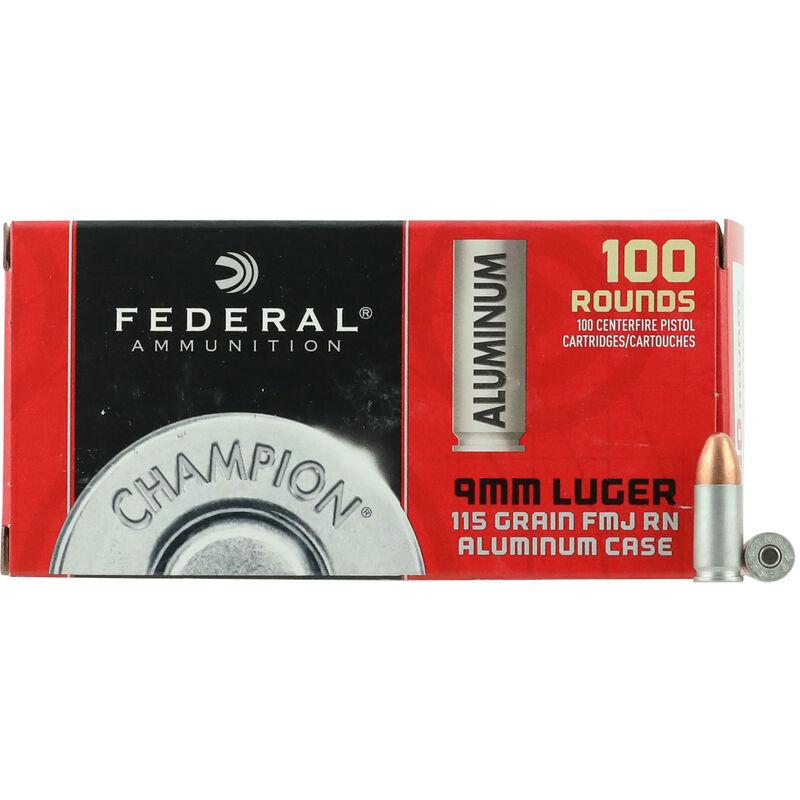 100 Round 9mm Ammo