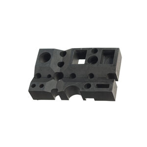 Archangel Gunsmith Bench Block Polymer Black AA131