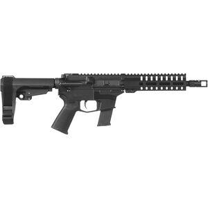 "CMMG Banshee 200 MkG .45 ACP AR-15 Semi Auto Pistol 8.5"" Barrel 13 Rounds Uses GLOCK Style Magazines RML7 M-LOK Handguard CMMG Standard RipBrace Black Finish"