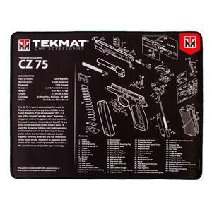 TekMat CZ-75 Ultra Premium Gun Cleaning Mat Neoprene