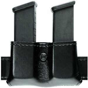 Safariland 079 Slimline Double Magazine Pouch Fits GLOCK/S&W M&P/SIG P320 Hardshell STX Tactical Black