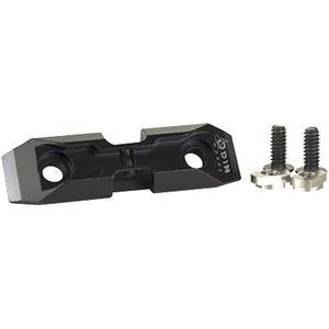 ODIN Works Low Profile M-LOK Bipod Adapter Black ACC-ML-POD-BLK