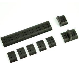 Noveske AR-15 NSR Rail Cover Panel Kit Black