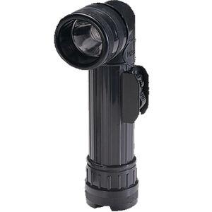 5ive Star Gear GI Spec Anglehead Flashlight Krypton Bulb D-Cell Black