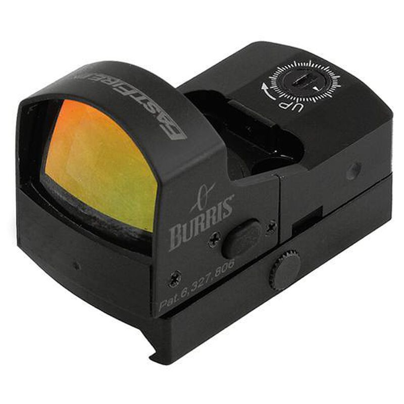 Burris Fastfire III Red Dot Sight 8 MOA Dot with Picatinny Mount Matte Black