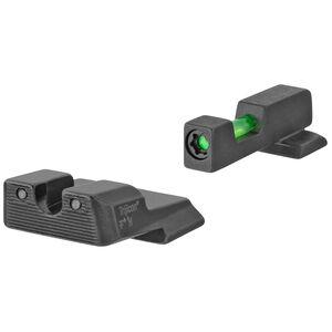 Trijicon DI Night Sight Set Smith & Wesson M&P/SD Green Tritium Fiber Optic Sight
