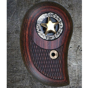 Bond Arms Factory Replacement Derringer Standard 2 Tone Star Laminated Wood Rosewood Grip