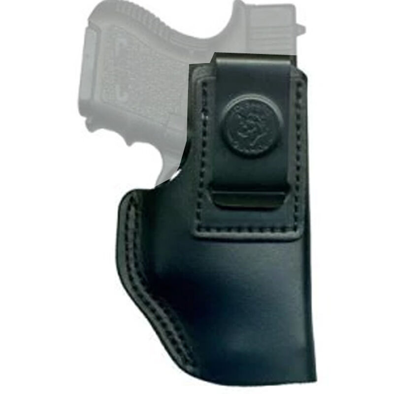 DeSantis The Insider SIG Sauer P365 IWB Holster Right Hand Leather Black