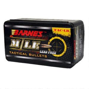 Barnes .50 BMG Bullets 20 Projectiles TAC-LR BT Secant 750 Grains