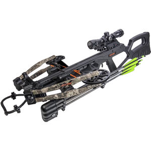 Bear-X Intense Cross Bow Kit 400fps Truetimber Camo