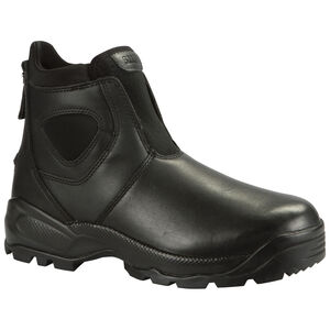 5.11 Tactical Company Boot 2.0 Leather Outer Neoprene Collar Composite Shank 8.5 Regular Black 12032