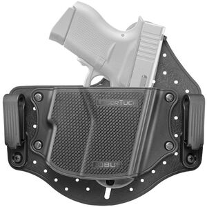 Fobus Universal IWB Right Handed Combat Cut Holster for Sub-compact Pistols with Lights/Lasers