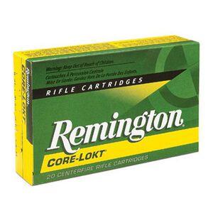 Remington Express .308 Marlin Express Ammunition 20 Rounds 150 Grain Core-Lokt Soft Point Projectile 2725fps