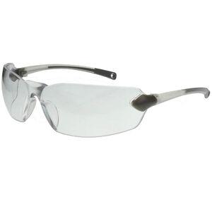 Radians Overlook Glasses Clear Lens Silver Frame