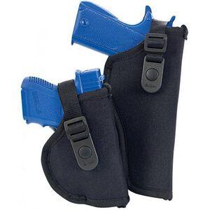 Allen Cortez Thumbsnap Holster Size 18 6 N Frame Full Lug Revolver Nylon Right Hand Black 44818